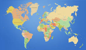 World Map Europe And Asia Map Of Europe Russia And Africa A Map Europe And Asia Noavg Travel