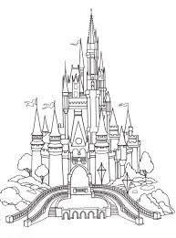 This ensures that both mac and windows users can download the coloring sheets and that your coloring pages aren't covered with ads or other web. Magic Kingdom Coloring Page Castle Coloring Page Disney Activities Disney Castle Drawing