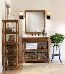 rustic bathroom colors natural log vanity diy bathroom vanity ideas rectangle wall mirror frameless towel rackand