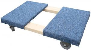 Rent a 4 Wheel Carpeted Dolly