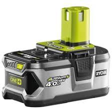Аккумуляторы и <b>зарядные устройства RYOBI</b>: купить в интернет ...