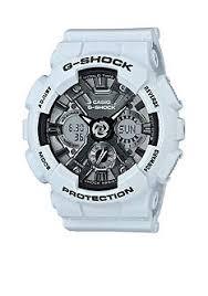 g shock watches for men belk men s light blue metallic ana digi s series g shock watch