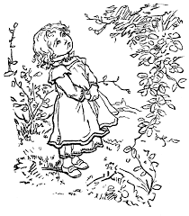 Small Picture Little Girl Coloring Pages Bestofcoloringcom