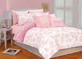 Thro by Marlo Lorenz 5641 Pink Toile 86 by 86 Inch Microplush