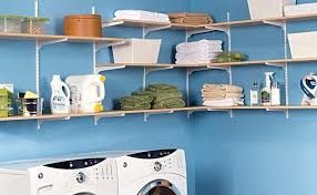 two customer favorites utility wall shelves metal not so secret solution getting organized floating shelves laundry