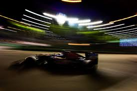 F1 Lights Out Game Singapores Nighttime Grand Prix Lights Up The F1 Calendar