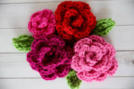 Crochet Flowers Patterns Amazing 48 Beautiful Crochet Flowers To Make Skip To My Lou