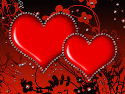 red heart wallpaper. Modren Heart Red Heart Wallpapers Inside Wallpaper 2