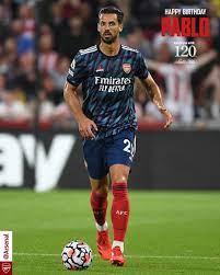 Arsenal - 🎂 Pablo Mari is also ...