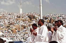 أدعية وقفة عرفات وبث مباشر لشعائر وقفة عرفة من الحرم المكي - تريندات
