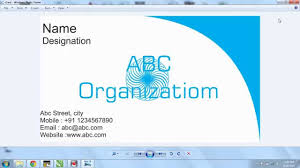 how to create business cards in word free business card templates for word shatterlion info