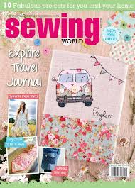 238 best Magazines images on Pinterest | Magazines, Patchwork and ... & Sewing world august 2015 by lara...FREE MAGAZINE! Adamdwight.com