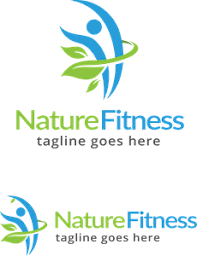 Nature Fitness Logo Vector (.EPS) Free Download