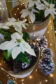 Weihnachtliche Deko Inspiration Mit Pinienzapfen