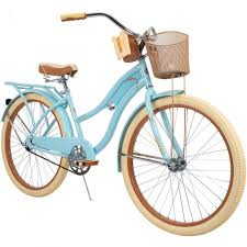 Cruiser Bike Size Chart Nel Lusso Womens Cruiser Bike Blue 26 Inch