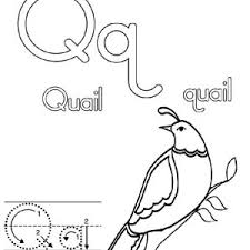 Small Picture Kids Learn Letter Q for Question Coloring Page Bulk Color