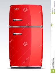 Kitchen Icebox Refrigerator Fridge Stock Photo Image - Kitchen refrigerator