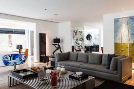 Patterned Chairs Living Room Bedroom Stainless Steel Living Room Table Idea With Dark Sofa And