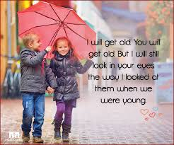 Childhood Love Quotes 40 Quotes That Will Bring Back Memories New Malayalam Love Quotes For Old Couples