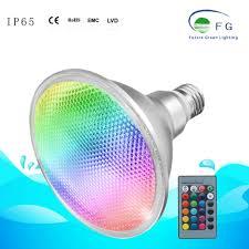 China <b>20W RGB LED</b> PAR38 <b>E27</b> Outdoor Garden Light - China ...