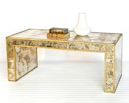 gold leaf coffee table away reverse mirror coffee table gold leaf eclectic coffee tables katina gold