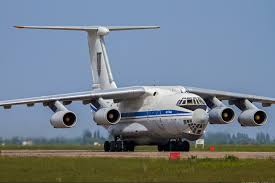 Ukrainian Air Force Ilyushin Il-76 shoot-down