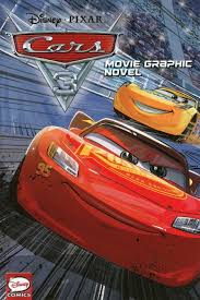 cars the movie cover. Beautiful Movie Cars 3 Movie Graphic Novel Soft Cover  1u0027s Cover Image With The V