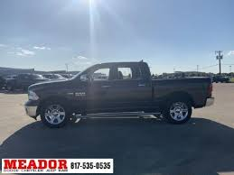 2017 Ram 1500 Lone Star Silver for sale, Fort Worth TX, 5.7 L 8 ...
