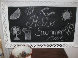 decorative chalkboards for various functions. Image Of: Decorating With Chalkboards Decorative For Various Functions