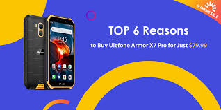 Best 6 reasons to grab <b>Ulefone Armor X7 Pro</b> for $79.99 - Gizmochina
