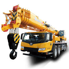 Xcmg Qy85ka_y Truck Mounted Mobile Crane Max Lifting