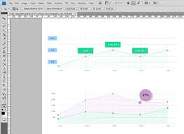 Photoshop Chart Template Create Awesome Charts For Your Business Presentations Using