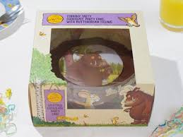 Park Cakes Rolls Gruffalo Party Cake Into Tesco Stores News The