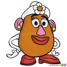 mr potato head drawing. Modren Head For Mr Potato Head Drawing C
