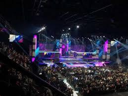 Mandalay Bay Resort Las Vegas Nv Seating Chart Mandalay Bay Events Center Section 211 Home Of Las Vegas Aces