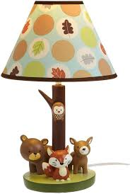 Lamps For Kids Bedroom 17 Best Images About Woodland Forest Baby Room On Pinterest Owl
