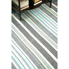 outdoor striped rug catamaran stripe dash and rugs black and cream