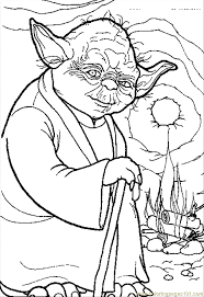 Small Picture Star Wars Coloring Pages Online Coloring Home