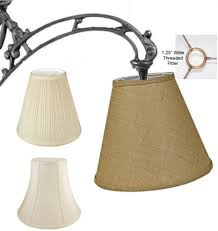 lavishly slip uno fitter lamp shade burlap floor pro chandelier shades dining room lighting mini clip small black light fixture hanging white flush mount
