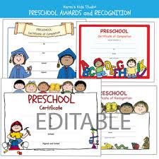 free preschool certificates printable preschool certificate yupar magdalene project org