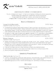 sample personal assistant resume administrative assistant resume objective sample 9