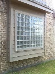 glass block windows in houston texas