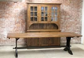 reclaimed oak furniture. Custom Reclaimed Oak Hutch Furniture L