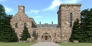 darien castle plan