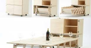 furniture that saves space. creative and unique space saving dining table chairs diy pinterest creativo sedie e elettrodomestici furniture that saves h