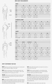 Haggar Sizing Chart Carhartt Big And Tall Size Chart