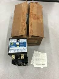 Details About New In Box Square D Ac Mech Latch Relay 8501 Lo 40 Ll Series A
