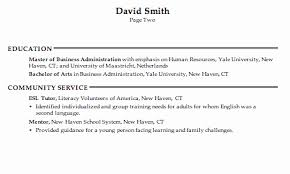 Resume It Professional Susanireland Human Service Resume Examples Unique Resume For A Human