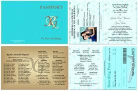 Free Passport Template For Kids Amazing Passport Invitation Template Free Supergraficaco