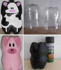 Decorated Plastic Bottles Make Butterfly Decorations Using Plastic Bottles Find Fun Art 99
